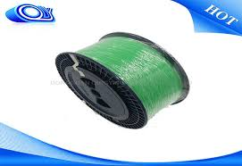 waterproof pof indoor fiber optic cable 0 25mm 0 5mm glass optical cable