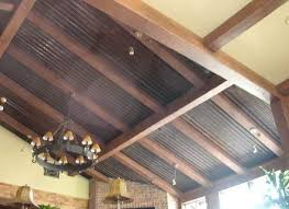 best 20 corrugated tin ceiling ideas on
