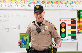 Ranger Craig Howell read to three 2nd... - Cleveland Metroparks | Facebook
