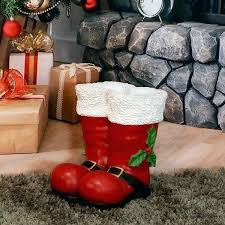 Santa Boot Template Santa Boots Leather For Sale Osrs Ski Monica