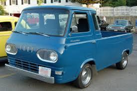 The History Of The 1961-67 Econoline - Macs Auto Parts