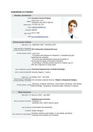 Latest Format For Resume Latest Format Of Resume The Format Of