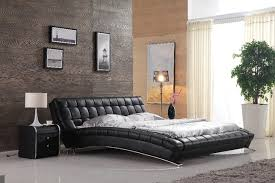 modern style beds. Brilliant Modern Modern Style Bedroom Furniture Design Leather Bed Frame 0414B813 Intended Style Beds E