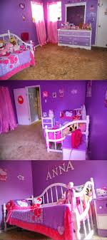 Anna's Hello Kitty bedroom. DIY hello kitty bedroom.