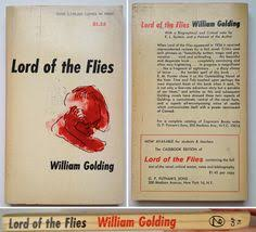 william golding charles monteith lord of the flies correspondence lord of the flies by william golding a biographical and critical note by e l
