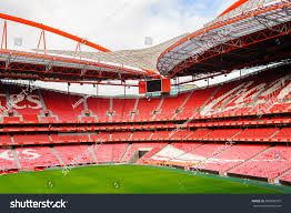 Stadium Of Light Benfica Lisbon Portugal Oct 17 2016 Coca Stock Photo Edit Now