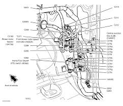 Ford f 150 where is the fuel injector fuse on a 2004