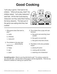Itsy Bitsy Stories For Reading Comprehension Gr 2 | TCR3262