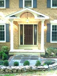 diy porch awning for patio ideas shade tan awnings canvas porch awnings for home simple