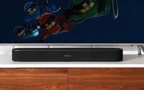 Sonos Beam Lights Sonos Beam Review An Excellent Alexa And Google Assistant