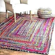 color area rugs bright colored solid com muted multi