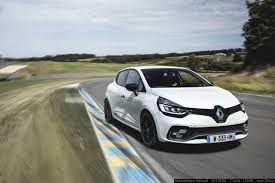 renault 5 2018. wonderful 2018 2018 renault clio rs trophy pricing and specs and renault 5