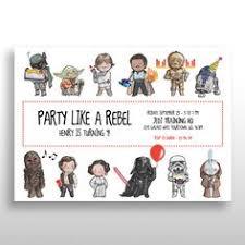 Star Wars Birthday Invitations Printable Free Printable Star Wars Party Invitations Recherche Google Star