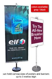 Pop Up Display Stands India Display Stands A wide selection to hold posters and banners 85