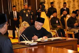 Image result for Tun Mahathir program memperkasakan ekonomi bumiputera