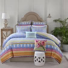 echo design sofia duvet cover king size indigo paisley duvet cover set 3 piece cotton light weight bed comforter covers souq uae