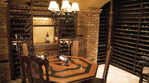 Wine Cellar Pictures Expensive Wine Cellar Built In Basement Private Cellars