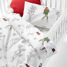 toddler bedding ships free crate