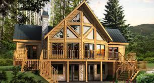the dakota model from timber block s classic series