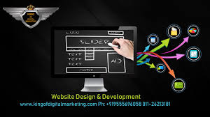 Top Web Designing Company In Noida Top Website Design Company In Delhi Noida By King Of Digital