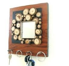 decorative key holders for wall key wall holder wood key holder key holder rustic modern wood slice wall decor inside key key wall holder decorative key