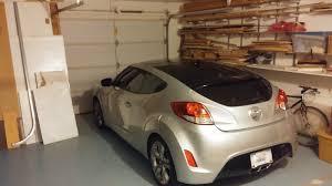 on wednesday a motorized garage door opener went in