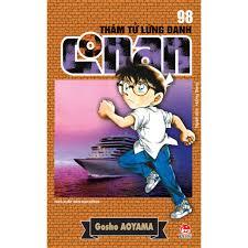Truyện tranh Conan Full 98 tập mới 100% - NXB Kim Đồng