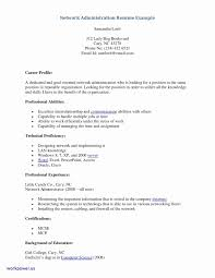 High School Student Resume With No Work Experience Elegant Best
