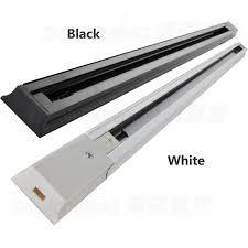 track lighting white. Led Track Light Rail Connector,track Rail,Universal Two-wrie Rails,aluminum Lighting White H