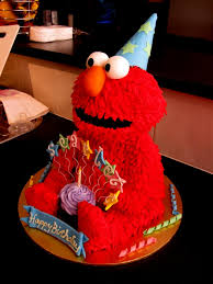 Collection Of Extraordinary Inspiration Elmo Birthday Cake Ideas