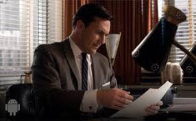 Blogs Mad Men Mad Men Job Interview Quiz Now On Android