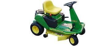 john deere sx85 riding mower