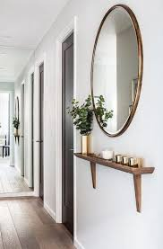 hallways ideas to decorate a long and