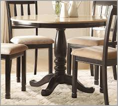 Round Faux Marble Dining Table Amazing Set Astonishing Intended For