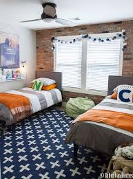 Boys Rugby Bedroom Ideas 2