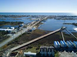 Topsail Island Sees Bridge Replacement Construction