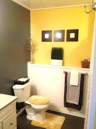 bathroom paint yellow. black white and yellow bathroom artistic decor grey on paint p