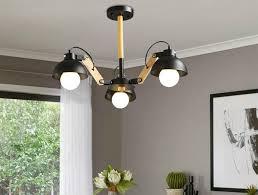 Dzw Deckenleuchte Loft Kronleuchter Modern Kreative Wohnzimmer Lampe