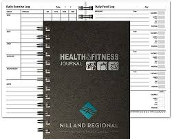 Fitness And Nutrition Journal Health Journals Exercise Nutrition