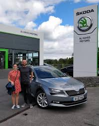 Congratulations to Neil and Ruth who... - Al Hayes Motors Skoda | Facebook