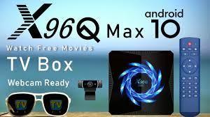 Latest 2020 X96Q Max Allwinner H616 Android 10 Q 4K TV Box - YouTube