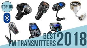 Top 10: Best <b>Bluetooth Fm Transmitters</b> for Cars of 2018 / 10 Best ...