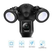 Motion Activated Flood Light With Camera Rraycom Hd Wi Fi Floodlight Cam Motion Activated Security Camera Outdoor