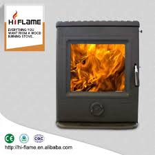 hf357i hiflame modern design cast iron wood burning fireplace insert with steel