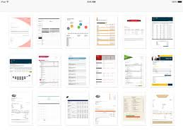 Excel Sheets Templates Templates For Excel For Ipad Iphone And Ipod Touch Made For Use