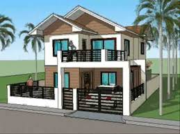Small Picture Simple House Plan Designs 2 Level Home YouTube