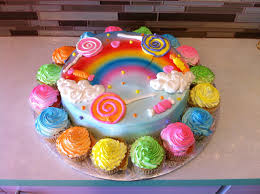 Find great deals on ebay for baptismal cakes. Girls Birthday Cakes Tagged Cupcake Cake Rashmi S Bakery