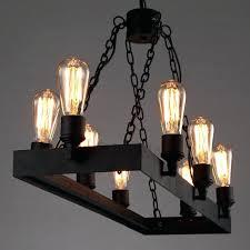 8 light wrought iron industrial style lighting fixtures rustic 8 light wrought iron industrial style lighting