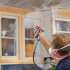 an airless paint sprayer