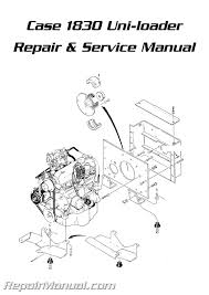 case 1830 wiring diagram not lossing wiring diagram • case 1830 uniloader service repair manual rh repairmanual com case ih tractor wiring diagrams case 300
